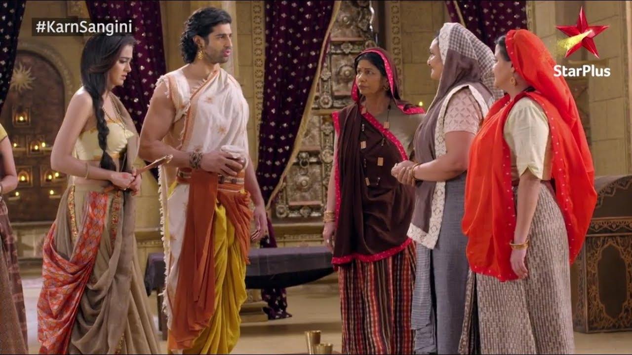 Karn Sangini | Karn's defending Uruvi