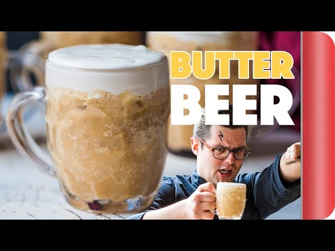 How to Make Butterbeer From Harry Potter