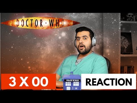 Doctor Who 3x00 Reaction | The Runaway Bride