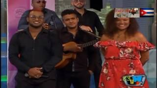 """Adalberto Alvarez habla de su proximo disco """"De CUba pal mundo entero""""."""