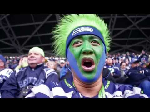 """Miracle at the Clink""-NFC Championship Seahawks vs Packers (NorbCam)"