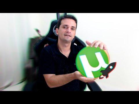 Como Acelerar os Downloads do Utorrent | ATUALIZADO 2019