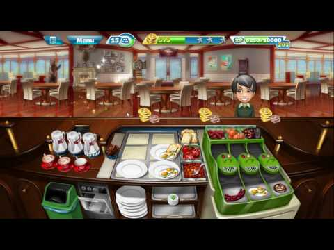 Cooking Fever EnglishBreakfast Nível28 - Level 28
