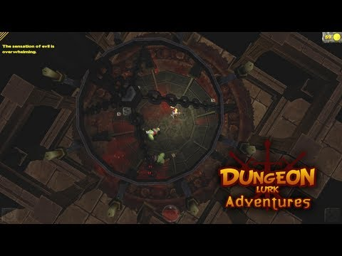 Video of Dungeon Lurk Adventures RPG