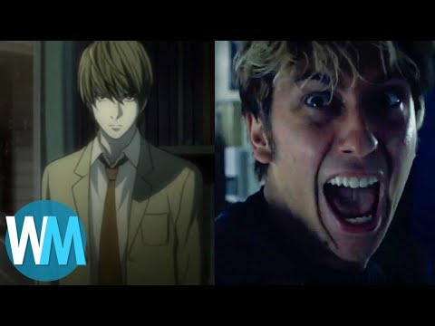 Top 10 DUMBEST Changes in Netflix's Death Note (2017)