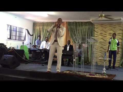 Omega Khunou singing Ebenezer!
