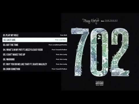 Download Dizzy Wright - East Side (Prod by Louie Haze) MP3