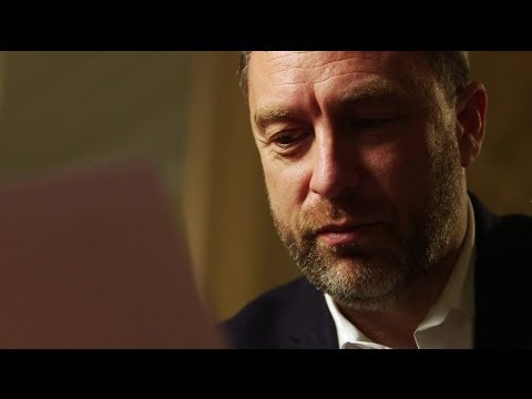 What is freedom? Jimmy Wales, Wikipedia founder - BBC News