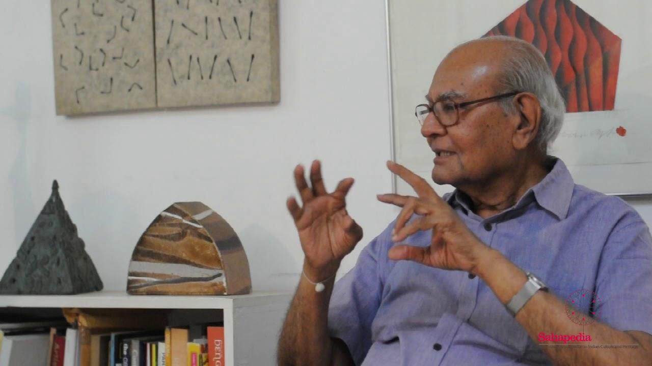 Jyoti Bhatt on his Art