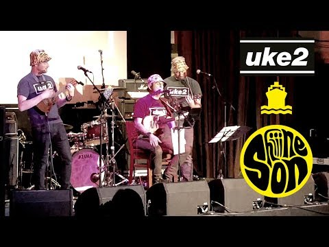 UKE2 - Going for Gold : Live @ Shiiine On Mini Cruise 2018