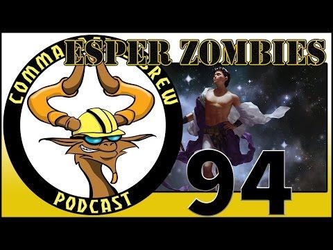 E94 - Esper Zombies | Commander's Brew | Magic the Gathering