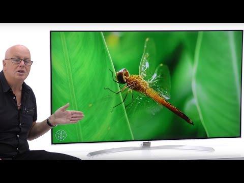 Видео Телевизор LED LG 65UH650V