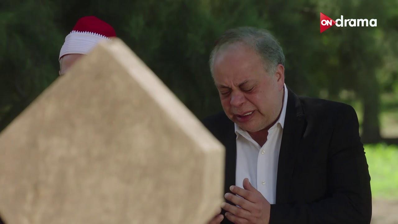 أبو ريهام مقدرش يستحمل وداعها لمثواها الأخير