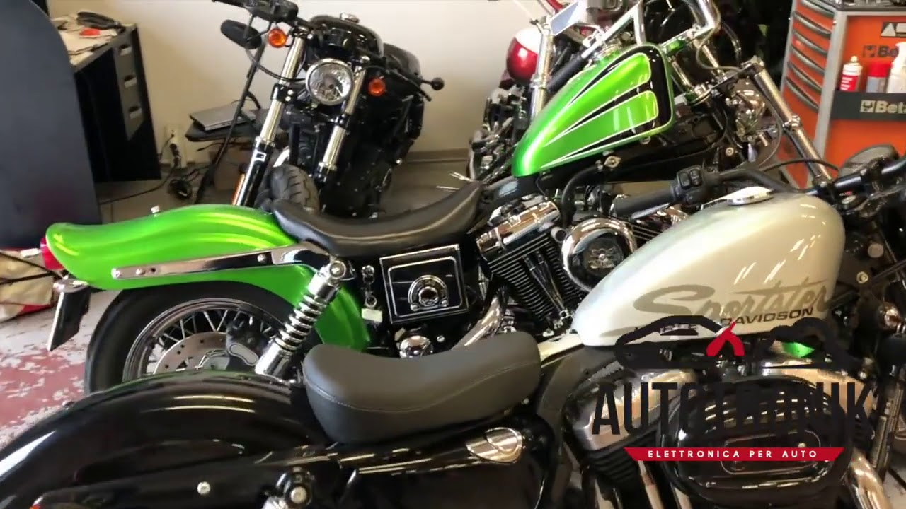 Autotronik for Harley Davidson Chiptuning Remap