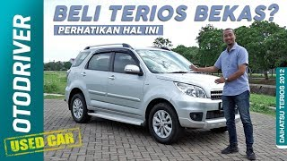 Video Daihatsu Terios | OtoDriver Used Car | Supported by MBtech MP3, 3GP, MP4, WEBM, AVI, FLV Desember 2018