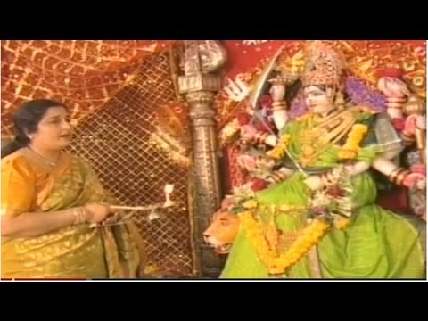Video Jai Aadhya Shakti Aarti By Anuradha Paudwal I Maa Ni Aarti and Thal download in MP3, 3GP, MP4, WEBM, AVI, FLV January 2017