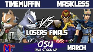 Pretty Hilarious Set from our Scottish Monthly (OSU) Losers Finals