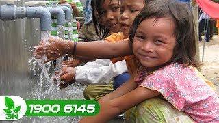 Nông nghiệp | Gần 90% dân số nông thôn được sử dụng nước hợp vệ sinh