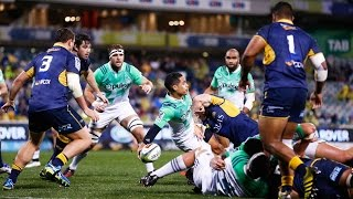 Brumbies v Highlanders Quarter-final 1 2016 | Super Rugby Video Highlights