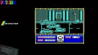 Batman: The Movie (ZX Spectrum) by mechafatnick