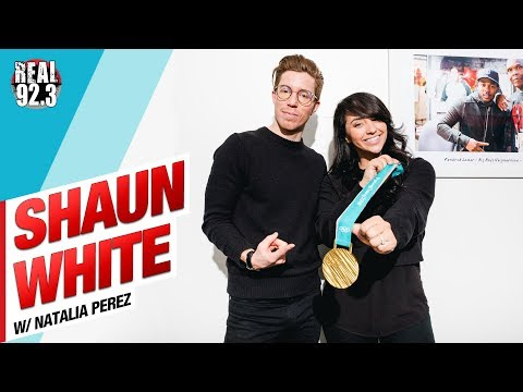 Could Shaun White Be Competing in The Olympics again?! (видео)