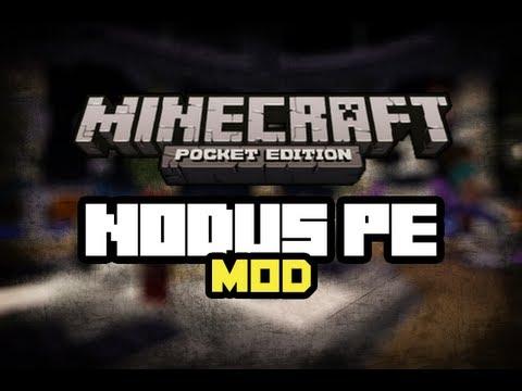 Nodus PE – Cheats and Hacks | MOD Spotlight | Minecraft Pocket Edition