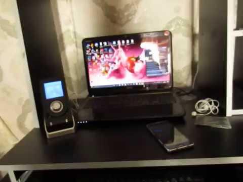 Edifer S 730 bass test Azerbaycan (видео)