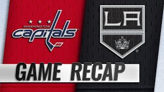Ovechkin powers Capitals to 3-2 win with two PPGs by NHL