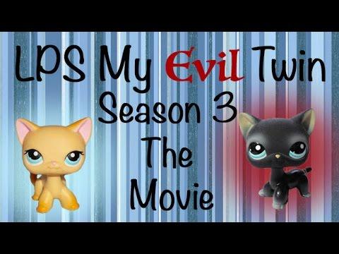 LPS My Evil Twin Season 3 Movie