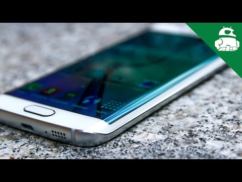 Samsung Galaxy S6 Edge: The True Flagship? (видео)