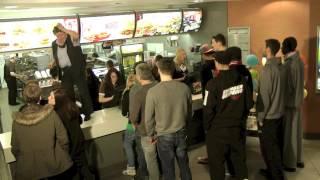 Ehingen Germany  city pictures gallery : Der Harlem Shake - eine Produktion gemeinsam mit den Steeples für McDonalds Ehingen (Germany)