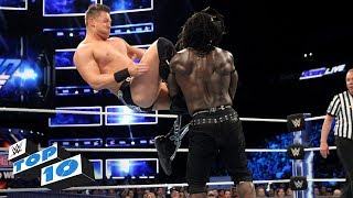Nonton Top 10 Smackdown Live Moments  Wwe Top 10  September 25  2018 Film Subtitle Indonesia Streaming Movie Download