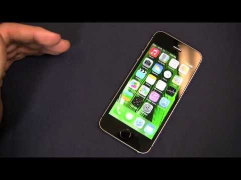 phonedog - Apple iPhone 5s Review Part 1 Aaron reviews the Apple iPhone 5s, the company's newest smartphone. Available at Verizon, AT&T, Sprint, and T-Mobile in several...