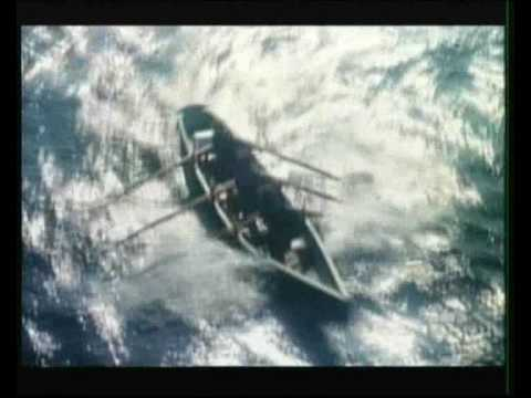 Guinness commercial The Island