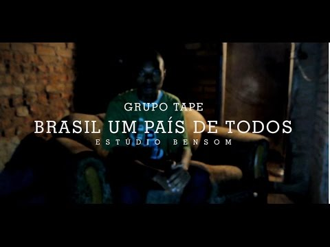 Video: Grupo TAPE - Brasil Um Pais De Todos