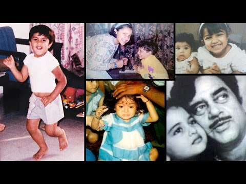 Rare And Unseen Childhood Pictures Of Bollywood St