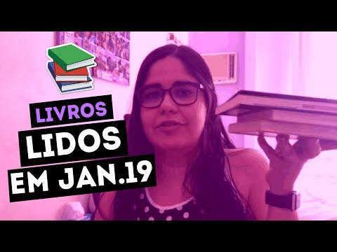 Livros lidos em janeiro de 2019 - Pri Mansur