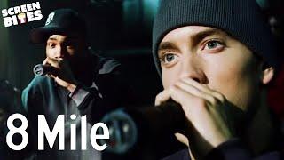 Video 8 Mile - Eminem (Rabbit) rap battle Lil' Tic OFFICIAL HD VIDEO MP3, 3GP, MP4, WEBM, AVI, FLV Maret 2019