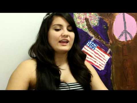 Andrea: Regional Youth Intern