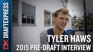 Tyler Haws 2015 NBA Pre-Draft Interview