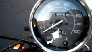9. 2005 Honda Shadow VLX 600