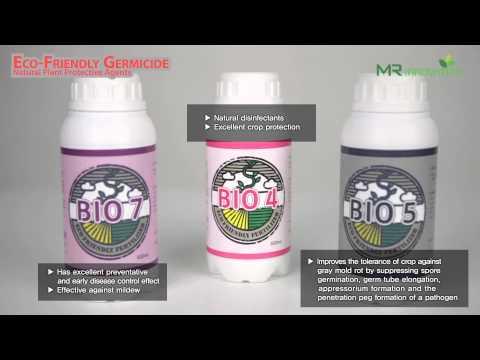 BIO 4 (Biological Fungicides)