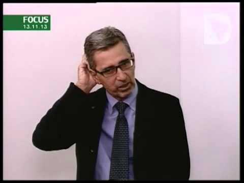 L'assessore regionale al lavoro Gianfranco Simoncini ospite di Focus.