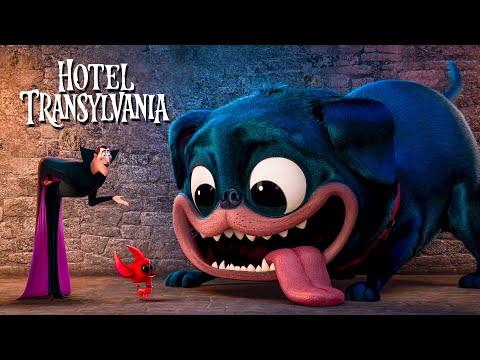 HOTEL TRANSYLVANIA: MONSTER PETS Full Short Film (2021)