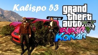 Video GTA ONLINE Kalipso 53 et SUP3R KONAR ! Milice des youtubers MP3, 3GP, MP4, WEBM, AVI, FLV November 2017