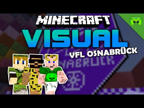 MINECRAFT Adventure Map # 73 - Visual Project 2 «» Let's Play Minecraft Together | HD
