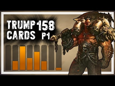 cards - Title by: RTG ReunTeunGaming Don't judge. You can't expect me to come up with an endless amount of funny weapon related titles. Every warrior run seems to need one :( ▻ Part 2: https://www.yout...