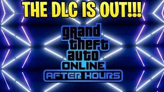 THE NIGHTCLUB DLC IN GTA ONLINE HAS BEEN RELEASED