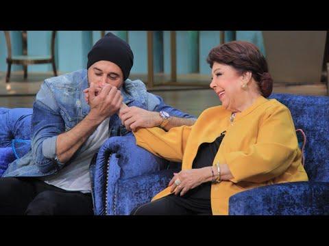 فيديو- هكذا تحدثت رجاء الجداوي عن علاقتها بالأجيال الأصغر