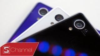 Schannel - Tất cả những thông tin bạn cần biết về Xperia Z1, ống kính rời QX100, QX 10 - CellphoneS